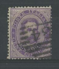 OCCUPAZIONI LEVANTE 1881/3 50C. US.