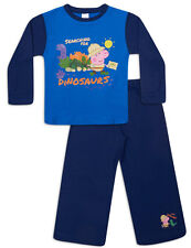 GEORGE PIG PYJAMAS 4-5 YEARS BOYS PEPPA PJS