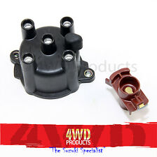 Distributor Cap & Rotor Button SET - Vitara 5Dr LWB 1.6 G16B (91-10/94)
