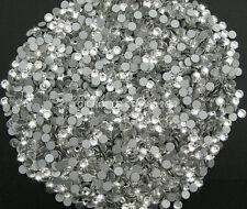 STRASS MC Stone collection termoadesivi 100pz SS8 2,5mm Cristallo trasparente