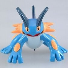 POKEMON GO Best Wishes Monster Collection M-095 Swampert Anime Manga Figure