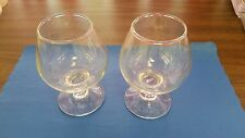 9 oz BRANDY SNIFTER GLASS LIBBEY/BARS/CATERERS/HOME/WINE TASTE ( SET OF TWO )