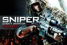 Sniper: Ghost Warrior Trilogy PC *STEAM CD-KEY* *Fast Delivery!*