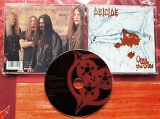 Deicide - Once Upon The Cross ORG 1995 1st Press Roadrunner Records