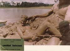 RUGGERO DEODATO CANNIBAL HOLOCAUST 1980 VINTAGE PHOTO ORIGINAL #16