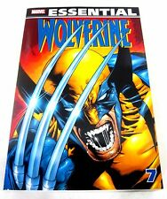 Wolverine Volume 7 Marvel Essential New Graphic Novel Comic Book