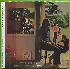 Pink Floyd UMMAGUMMA LIVE 1969 Gatefold Japan mini LP 2CD Sealed w/OBI Strip