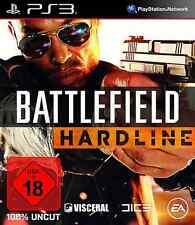 ★ PS3 Spiel Battlefield: Hardline *wie NEU!* deutsch Playstation 3 Top! ★