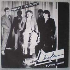 "EX HOLE Private boyscout RARE 7"" 1980 new wave BELGIUM"