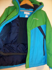Columbia Ski Jacket Winter Coat Hooded Size 12/14 Yrs Snow Waterproof Breathable