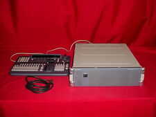 Sony DFS-700A  DME SDI & Analog Video Switcher w/ Control Panel