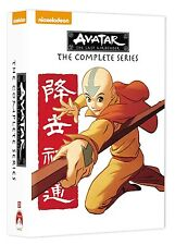 Avatar: The Last Airbender - Complete Series Seasons 1 2 3 Boxed / DVD Set NEW!