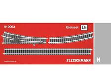 Fleischmann 919003 - Gleisset Überholgleis 1 Ü1 - Spur N - NEU