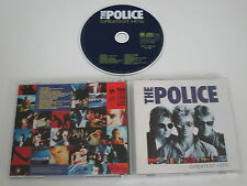 THE POLICE/GREATEST HITS(A&M 540 030-2) CD ALBUM