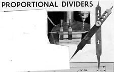 Make Proportional Dividers Reduce Or Increase Size Of Plans Rapidly #492