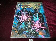 12 COMICS BOOKS CYBER FORCE BOOKS