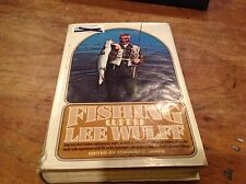 1972 - Fishing With Lee Wulff HC Edited by Edward C. Janes