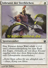 4x Inbrunst der Sterblichen (Mortal's Ardor) Born of the Gods Magic