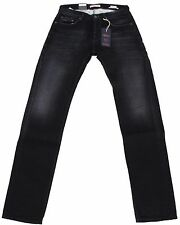 MAC Jeans SELECTED Herren Jeans Hose Men Denim Pants PHIL W 33 L 34 Schwarz Neu