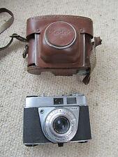 Vintage 1960's Kodak Retinette 1A Camera and case