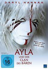 Ayla und der Clan der Bären Darly Hannah - Neu+in Folie eingeschweißt 1x DvD