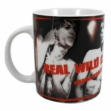ROCK ICON ICONS MUG REAL WILD CHILD IGGY POP CERAMIC MUG COLLECTABLE NEW & BOXED