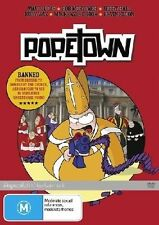 ●● POPETOWN ●● (DVD, 2005, 2-Disc Set) Banned from British Television! AS NEW