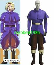 Hot Selling France Cosplay Costume from Axis Powers Hetalia Jacket Gloves Pants