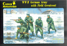 Caesar Miniatures 1/72 WW2 German Army in Field Greatcoats