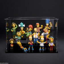 Simpsons 14 PCS All Role 3D Mini-Figures FULL SET OF AWESOME RARE Collection