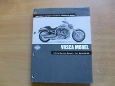 Harley-Davidson VRSCA 2002 Electrical Diagnostic manual Werkstatthandbuch