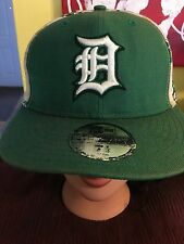 DETROIT TIGERS  MLB    CAP BY NEW ERA  59 FIFTY  FITTED SPORTS CAP SIZE  7 1/4