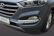 SAFE Chrome Fog Lamp Molding 6EA 1Set K005 For Hyundai Tucson 2016 2017+