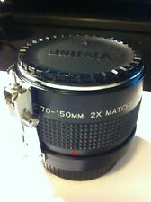 Vivitar Lens 70- 150MM 2X Matched Multiplier, N/AI