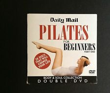 Pilates for Beginners Part 1 - promotional DVD