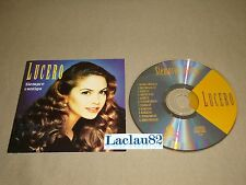 Lucero Siempre Contigo 1994 Melody Cd RARE Press Mexican Cd Yellow