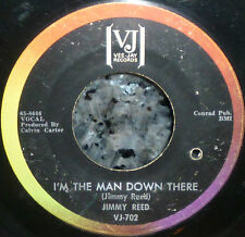 """* * JIMMY REED ANSWER SONG """"I'M THE MAN DOWN THERE"""" 1965 CLEAN VG BLUES CLASSIC!"""