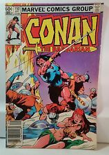Conan the Barbarian #150 (Sep 1983, Marvel) VG+/FN COMIC BOOK