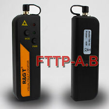 20mW Visual Fault Locator Fiber Optic Laser Cable Tester Test Equipment Bag