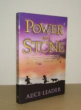 Alice Leader - Power and Stone - Proof/ARC