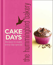 The Hummingbird Bakery Cake Days: Recipes to mak, Tarek Malouf, Very Good