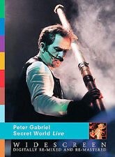 Peter Gabriel - Secret World Live... Brand New Factory Sealed