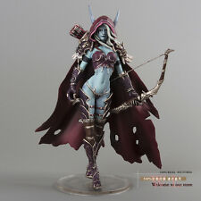 Figura de acción / Action Figure WOW Darkness Lady Sylvanas  Windrunner 7 ""