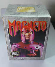 "Magneto Marvel Mini Bust Statue - Limited Edition by Bowen Design 5.5"" Tall NIB"