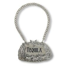 Vagabond Tequila Decanter Label Fox Hunting