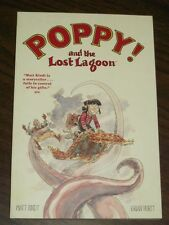 Poppy and the Lost Lagoon by Matt Kindt (Paperback, 2016)  9781616559434