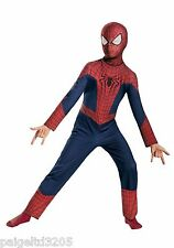 Disguise Marvel Ultimate Spider-Man Boy's Halloween Costume Medium Size 7-8