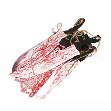 12Pcs/Set Halloween Bloody Knives Saws Tools Fun Decoration Haunted House Toys