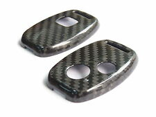 Pinalloy Deluxe Carbon Key Fob Cover Shell Case 2 Button HONDA CIVIC JAZZ FIT
