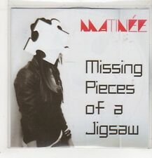 (GD95) Matinee, Missing Pieces Of A Jigsaw - 2014 DJ CD